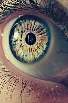 Eye Iris Pupil 目 œil глаз Occhio Ojo Color Texture Pattern Macro Gorgeous Eyes, Pretty Eyes, Cool Eyes, Photo Oeil, Foto Macro, Foto Top, Realistic Eye Drawing, Look Into My Eyes, Human Eye