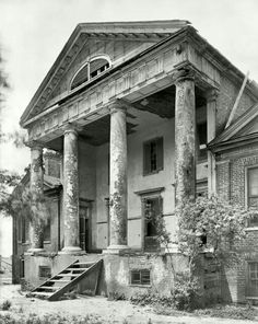 The Goode Mansion, Alabama.