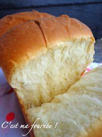 """Pain de mie avec la recette de """"C'est ma fournée"""" : L'incroyable méthode japonaise pour le pain : le tangzhong !"""