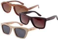 Drewniane okulary :) wielkim hitem #okulary #moda #fashion #drewnianeokulary