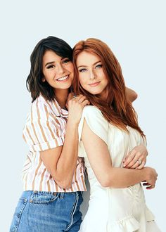 Nina Dobrev and Julianne Hough photographed for PEOPLE's The Beautiful Issue.