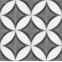 Cement Tile Shop - Encaustic Cement Tile | Circle…