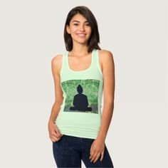 Peaceful Energy Tank Top  $19.95  by MelnayStudio  - cyo customize personalize unique diy idea