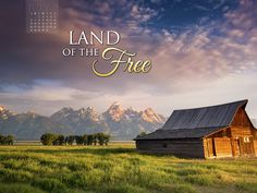 July 2014 - Land of the Free - Wallpaper