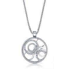 Diamond pendant. Diamond Pendant, Jewelry Stores, Fine Jewelry, Women's Fashion, Jewels, Silver, Art, Art Background, Kunst
