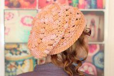 Ravelry: Alpaca Slouch Hat pattern by Marinke Slump