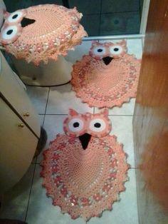 croche coruja - Pesquisa Google