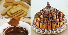 """Résultat de recherche d'images pour """"torte natalizie con cioccolato"""""""