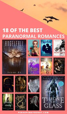 If you're looking for a paranormal romance that will get your blood pumping, this list features some of the best. #books #paranormalbooks #romance #bestbooks #paranormalromance Best Books To Read, Good Books, Reading Facts, Paranormal Romance Books, Book Subscription, Gifts For Bookworms, Pumping, Book Of Life, Book Gifts