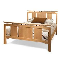 The Sapporo Bed is designed and handcrafted by The Joinery. It is shown in Maple with Walnut risers and can be made out of any of The Joinery's standa… Gothic Bed, Tall Headboard, Sustainable Furniture, Sapporo, Bed Sheet Sets, Home Bedroom, Bedrooms, Wood Furniture, Furniture Ideas