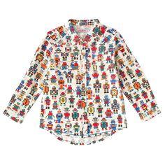 Robot Kids Shirt    Cath Kidston  
