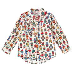 Robot Kids Shirt  | Cath Kidston |
