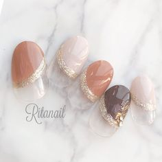 Ten Nails, Daily Nail, Pretty Nails, Nail Designs, Pearl Earrings, Cosmetics, Jewelry, Nailart, Hair Beauty