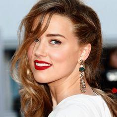 Amber Heard, Sun Kissed Highlights