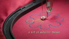 Machine Embroidery Adventure