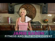 Jamie Eason's LiveFit Recipes: Fish In Foil Clean Eating Recipes, Healthy Recipes, Healthy Foods, Jamie Eason, Wild Game Recipes, Bodybuilding Recipes, Workout Programs, Cookies Et Biscuits, Eating Lean