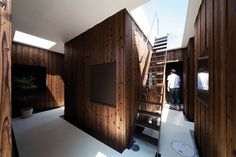 The Boundary Home | Atelier Tekuto