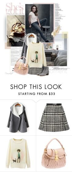 """""""Not So Grey Morning"""" by frouwelinde ❤ liked on Polyvore featuring Jill Stuart, Gianvito Rossi, women's clothing, women, female, woman, misses and juniors"""