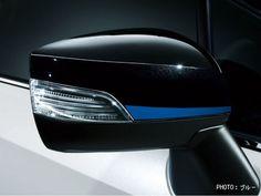 [NEW] JDM Subaru LEVORG VM Door Mirror Stripe Genuine OEM - SUBARU - Car Parts