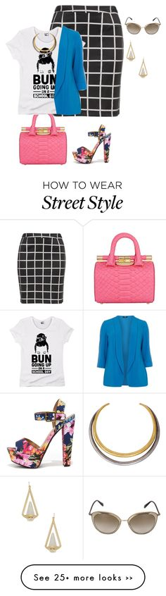 """eclectic plus/street chic"" by kristie-payne on Polyvore"