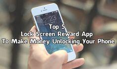 Top 5 Lock Screen Reward App To Make Money Unlocking Your Phone - Trick Xpert Samsung Hacks, Phone Hacks, Earn Money Online, How To Make Money, Told You So, Business, Kerala, Channel, Text Posts