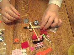 Matching Busy Bag Idea *Toddler*Preschool*Homeschool*
