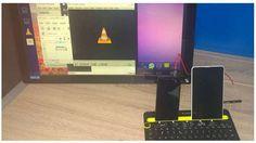 Intel muestra móvil Android convertible a PC con Ubuntu