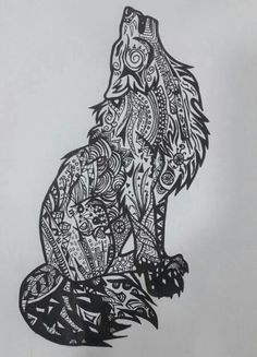 Fox Adult Coloring Page In 2018