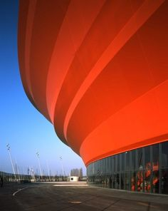 Zénith de Strasbourg Stadium by Massimiliano Fuksas
