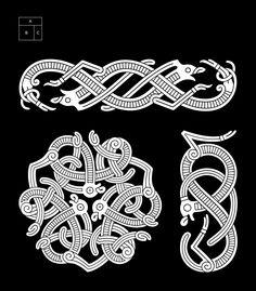 The Anatomy of Viking Style -  Jelling (900 - 975)