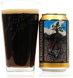 Buried Hatchet Stout - Year Round Craft Beer - Southern Star Brewing Company - Conroe, TX
