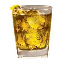 Red Zinger - Drink Recipes - Johnnie Walker Red - Delish.com