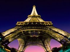 Mu ultimate dream, to go to Paris!