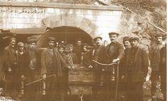 Zonguldak - Üzülmez, 1920'ler Kömür Madeni İşçileri