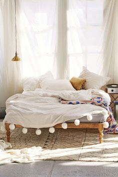 New Bedding, Pillows, Blankets