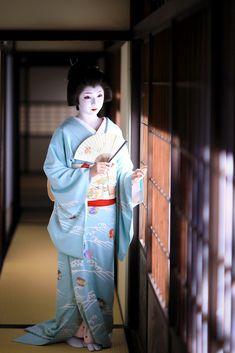 京都の芸妓『とし真菜』さん写真集~2016年10月24日 - OpenMatome Japanese Castle, Japanese Geisha, Japanese Beauty, Japanese Kimono, Geisha Book, Geisha Art, Kyoto, Samurai, Kimono Japan