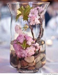 cherry blossom wedding ideas | Simple Ideas for Pulling off a Cherry Blossom Wedding Theme on a ...