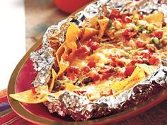 Food and Drink. 15 Camping Food Ideas   howdoesshe.com