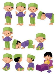 Hidup Sehat Dengan Sholat Yang Benar Setiap gerakan shalat merupakan bagian dari olahraga otot-otot dan persendian tubuh. Sholat dapat membantu menjaga vitalitas dan kebugaran tubuh tetapi dengan s… Alphabet Activities, Preschool Activities, Emoji, Design Kaos, Paper Plate Crafts For Kids, Islam For Kids, Learn Islam, Islamic Pictures, Kids And Parenting