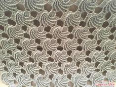 Нашла необычайно красивую шаль турецкой рукодельницы из мотивов. http://www.liveinternet.ru/