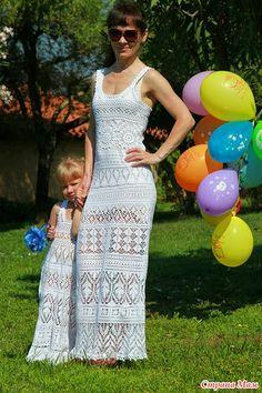 crochelinhasagulhas: Crochê em família: mãe e filhas