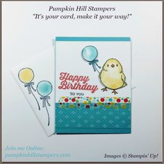 Honeycomb Happiness stamp set by Stampin' Up!