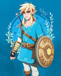 - Zelda Breath of the Wild -