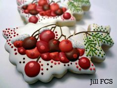 Cherry Cookies~ By Jill FCS, red