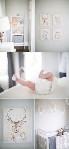 A Timeless Neutral Nursery