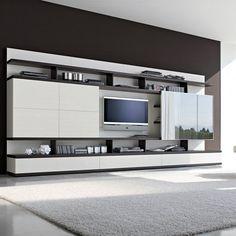 40 Unique TV Wall Unit Setup Ideas11 Wall ideas and Distance