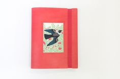 Jane Galloway Tui A6 Leather Notebook