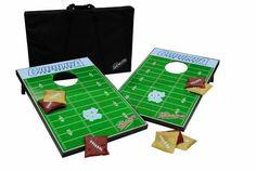 North Carolina UNC Tar Heels Bean Bag/Tailgate Toss Cornhole Game
