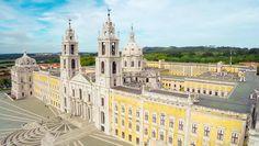 Palácio Nacional de Mafra Portugal