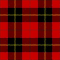 Wallace tartan (Vestiarium Scoticum) - Clan Wallace - Wikipedia, the free encyclopedia